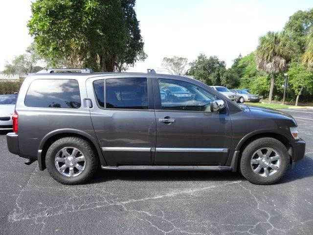 2007 Infiniti QX56 for sale at Florida Auto Trend in Plantation FL