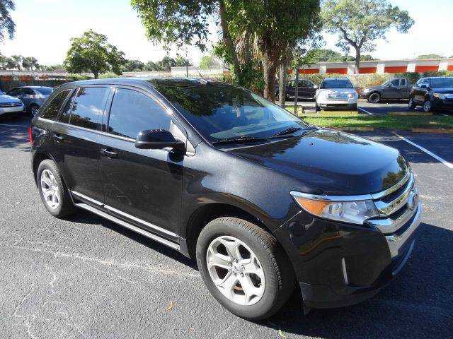 2013 Ford Edge for sale at Florida Auto Trend in Plantation FL
