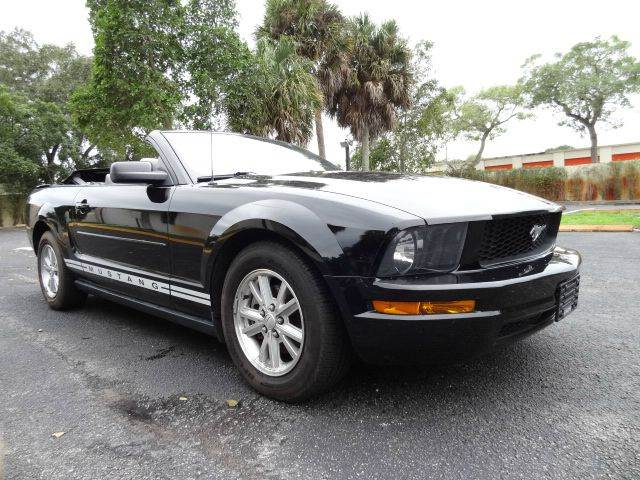 2008 Ford Mustang for sale at Florida Auto Trend in Plantation FL