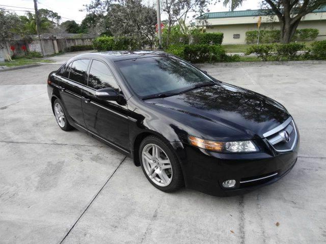 2008 Acura TL for sale at Florida Auto Trend in Plantation FL
