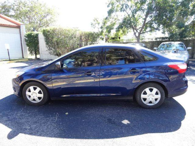 2012 Ford Focus for sale at Florida Auto Trend in Plantation FL