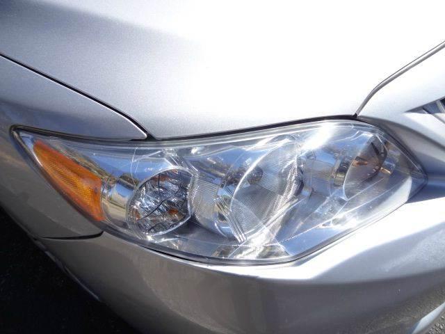 2011 Toyota Corolla for sale at Florida Auto Trend in Plantation FL
