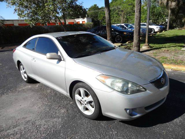 2004 Toyota Camry Solara for sale at Florida Auto Trend in Plantation FL