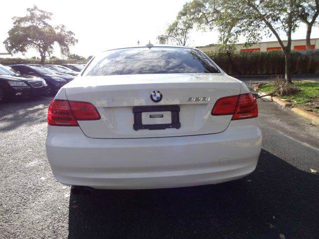 2011 BMW 3 Series for sale at Florida Auto Trend in Plantation FL