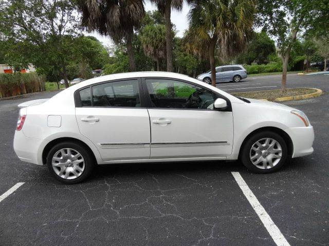 2011 Nissan Sentra for sale at Florida Auto Trend in Plantation FL