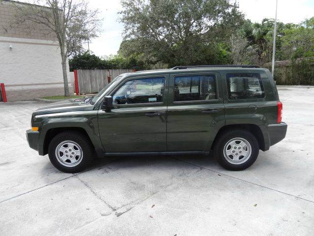 2009 Jeep Patriot for sale at Florida Auto Trend in Plantation FL