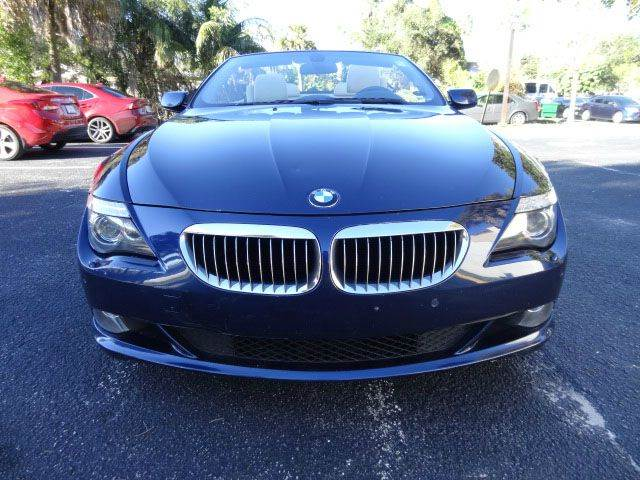 2010 BMW 6 Series for sale at Florida Auto Trend in Plantation FL