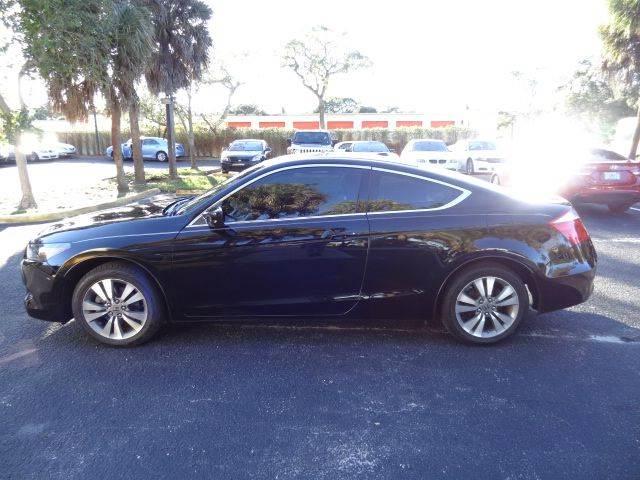 2009 Honda Accord for sale at Florida Auto Trend in Plantation FL