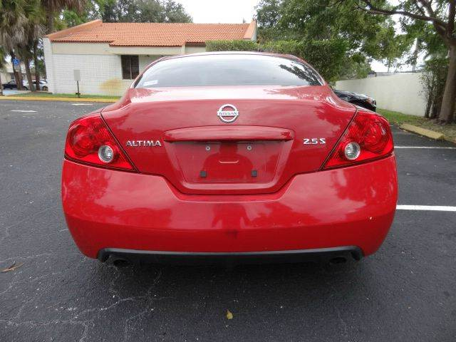 2008 Nissan Altima for sale at Florida Auto Trend in Plantation FL