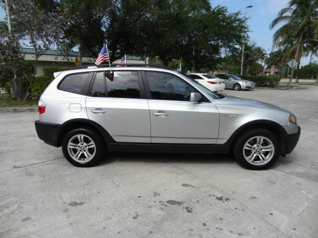 2005 BMW X3 for sale at Florida Auto Trend in Plantation FL