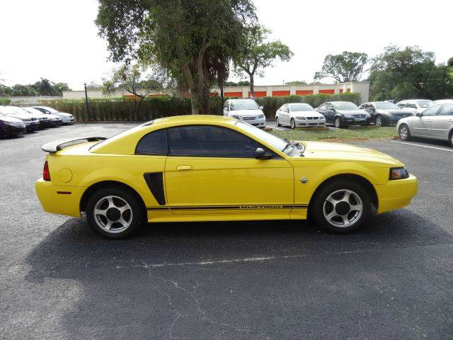 2004 Ford Mustang for sale at Florida Auto Trend in Plantation FL