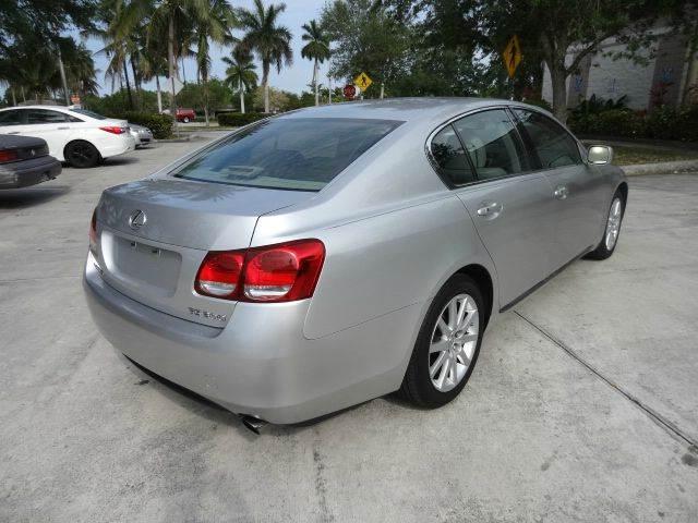 2006 Lexus GS 300 for sale at Florida Auto Trend in Plantation FL