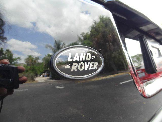 2008 Land Rover Range Rover Sport for sale at Florida Auto Trend in Plantation FL