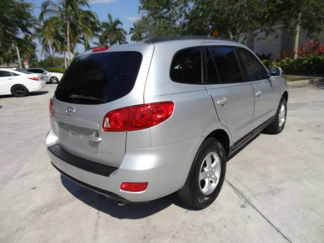 2008 Hyundai Santa Fe for sale at Florida Auto Trend in Plantation FL