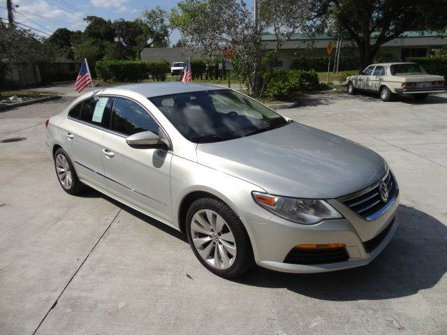 2011 Volkswagen CC for sale at Florida Auto Trend in Plantation FL