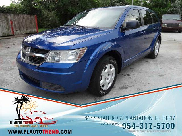 2009 Dodge Journey for sale at Florida Auto Trend in Plantation FL