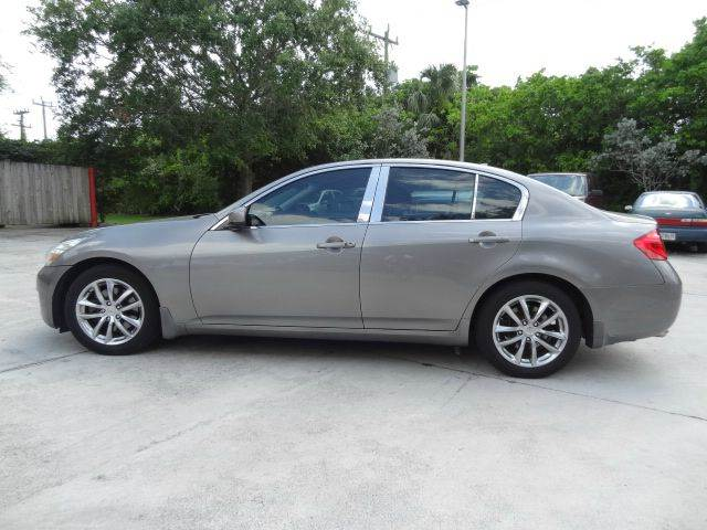 2008 Infiniti G35 for sale at Florida Auto Trend in Plantation FL