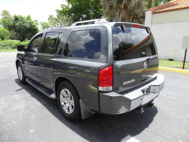 2005 Nissan Armada for sale at Florida Auto Trend in Plantation FL
