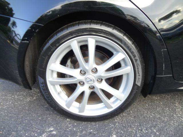 2007 Lexus IS 250 for sale at Florida Auto Trend in Plantation FL