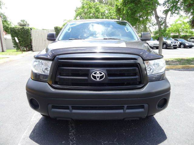2011 Toyota Tundra for sale at Florida Auto Trend in Plantation FL