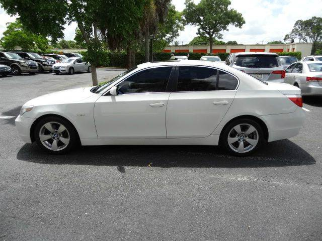 2006 BMW 5 Series for sale at Florida Auto Trend in Plantation FL