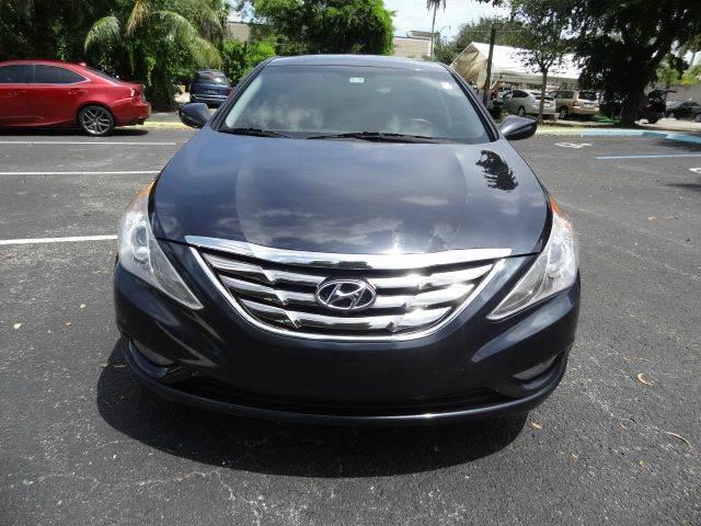 2011 Hyundai Sonata for sale at Florida Auto Trend in Plantation FL