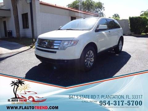 2007 Ford Edge for sale in Plantation, FL