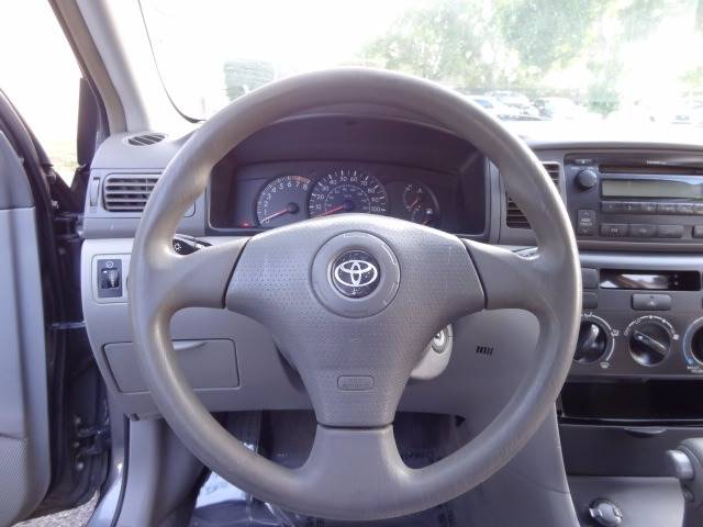 2008 Toyota Corolla for sale at Florida Auto Trend in Plantation FL