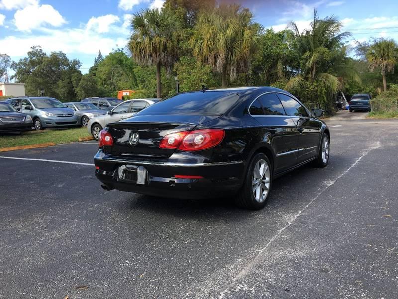 2009 Volkswagen CC for sale at Florida Auto Trend in Plantation FL