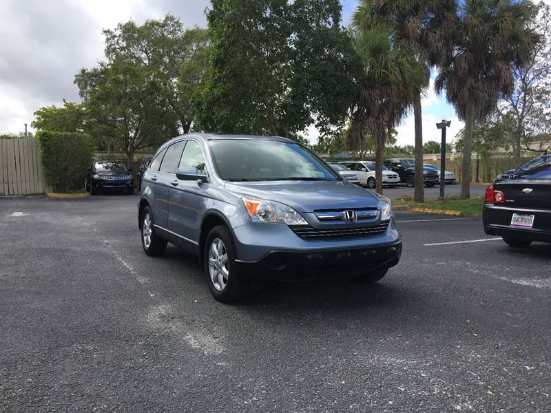 2007 Honda CR-V for sale at Florida Auto Trend in Plantation FL