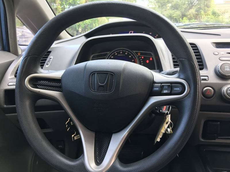 2009 Honda Civic for sale at Florida Auto Trend in Plantation FL