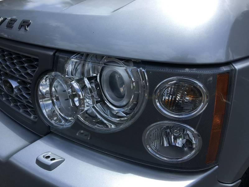 2007 Land Rover Range Rover for sale at Florida Auto Trend in Plantation FL