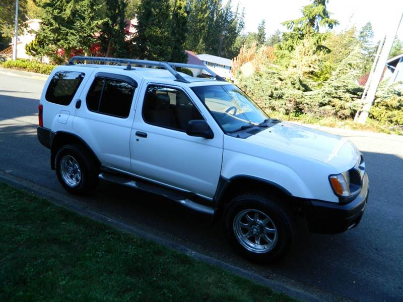 2000 nissan xterra 4dr xe v6 4wd suv in lynnwood wa j. Black Bedroom Furniture Sets. Home Design Ideas