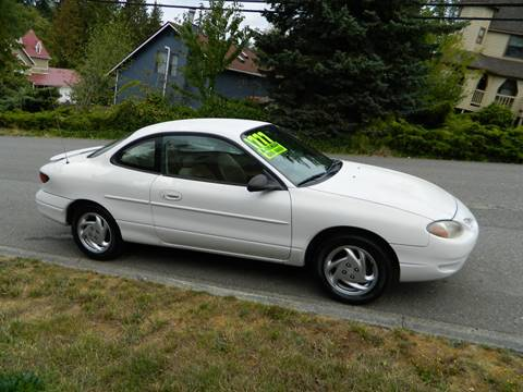 2000 Ford Escort For Sale In Lynnwood Wa