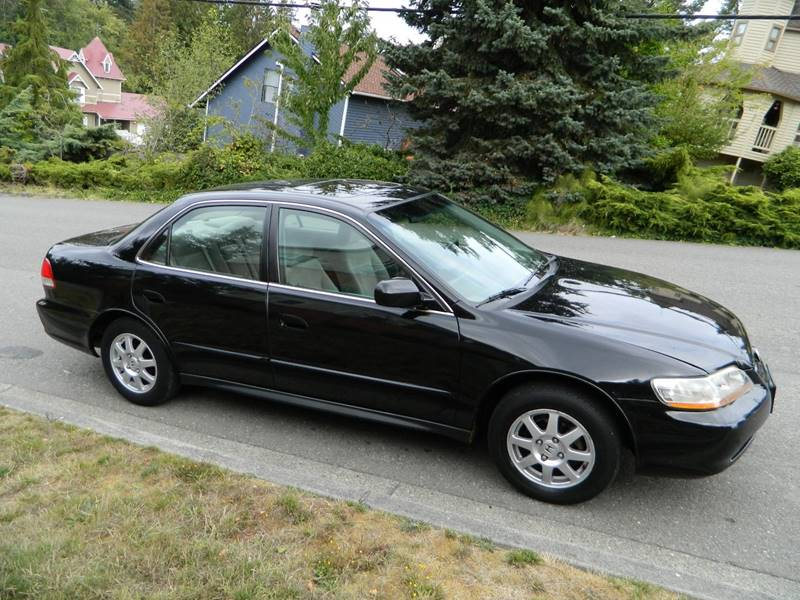 2002 Honda Accord SE 4dr Sedan   Lynnwood WA