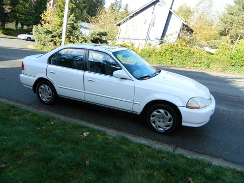 1996 Honda Civic for sale in Lynnwood, WA