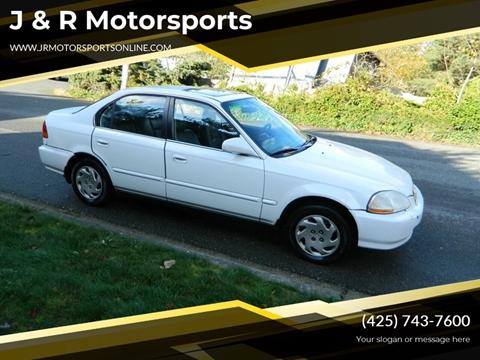 1996 Honda Civic for sale in Lynnwood, WA
