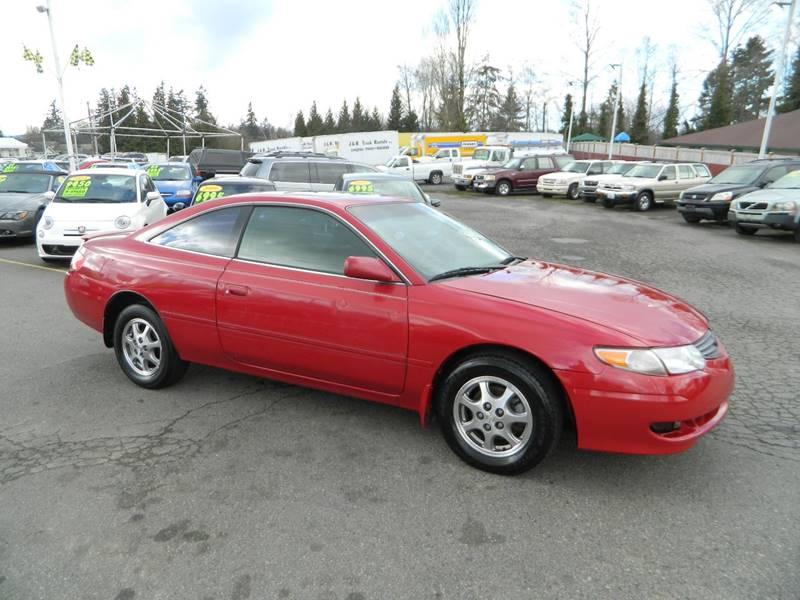 2002 solara trunk release