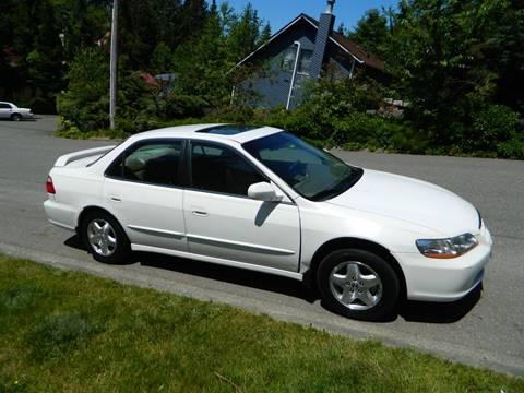 1999 Honda Accord for sale in Lynnwood, WA