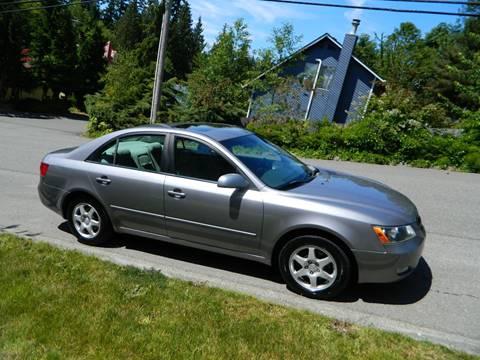 Hyundai Sonata For Sale In Lynnwood Wa J R Motorsports