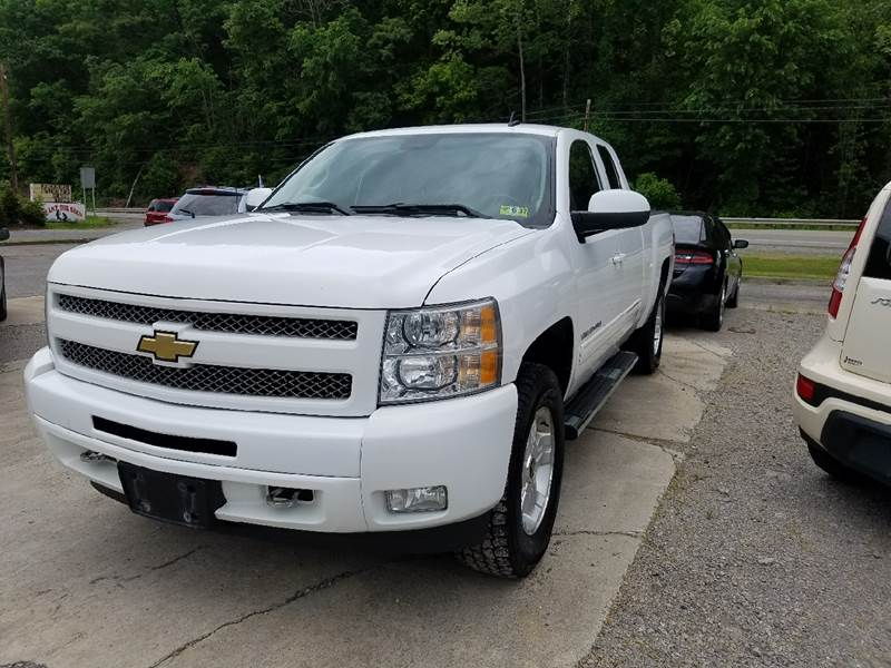 2011 Chevrolet Silverado 1500 for sale at Johnnies Quality Preowned Auto LLC in Weston WV