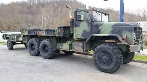 1990 BMY M923A2