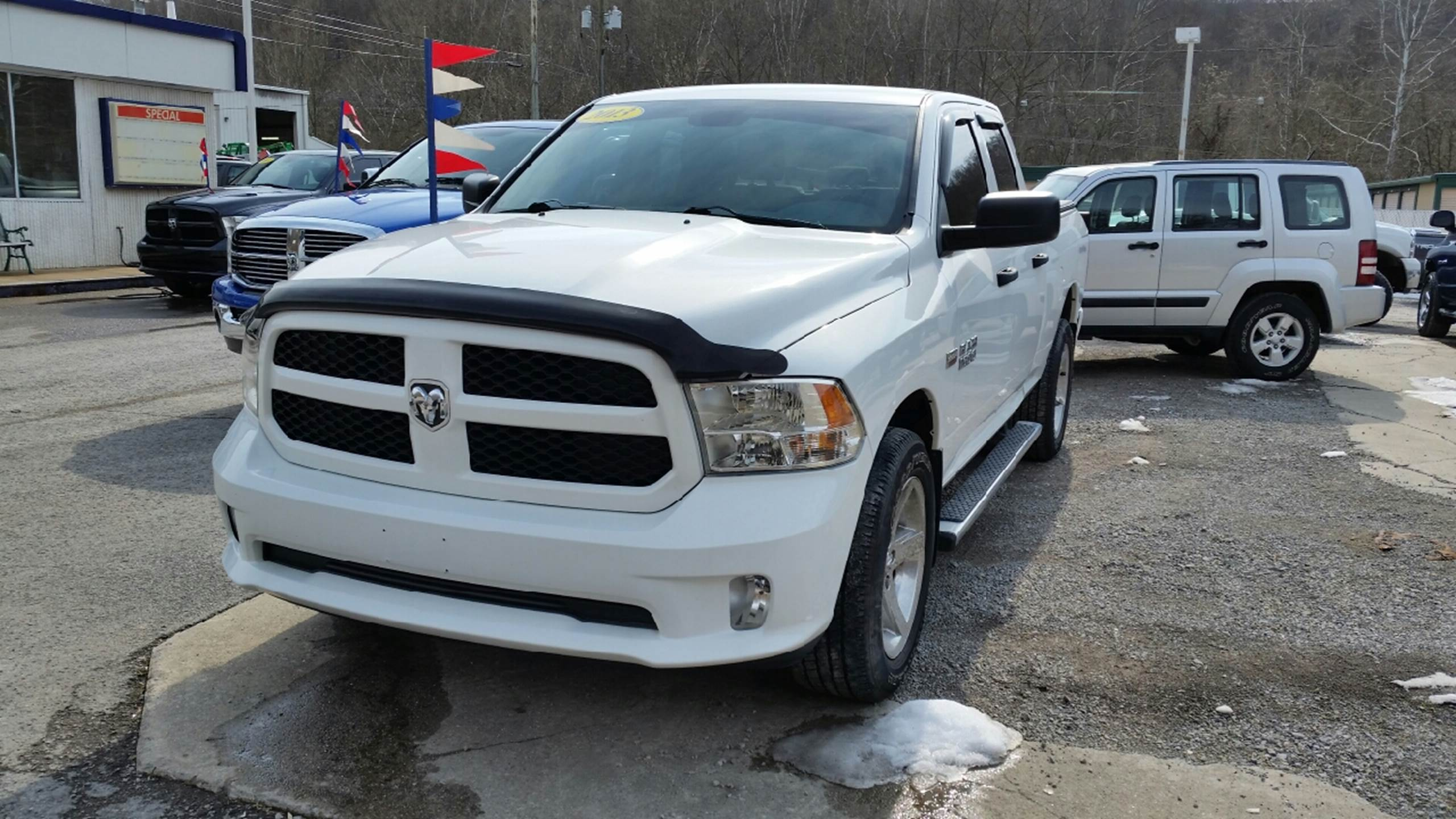 2013 RAM Ram Pickup 1500 for sale at Johnnies Quality Preowned Auto LLC in Weston WV