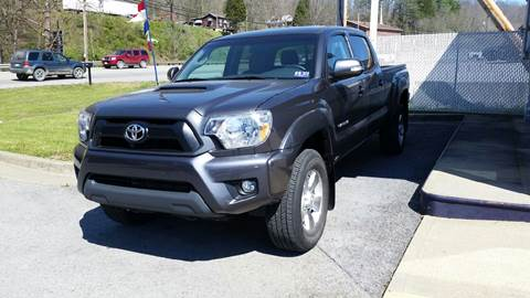2015 Toyota Tacoma for sale at Johnnies Quality Preowned Auto LLC in Weston WV