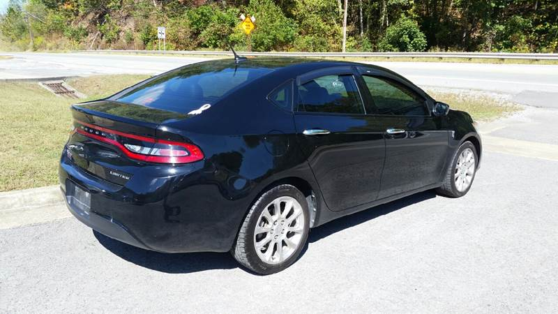 2013 Dodge Dart for sale at Johnnies Quality Preowned Auto LLC in Weston WV