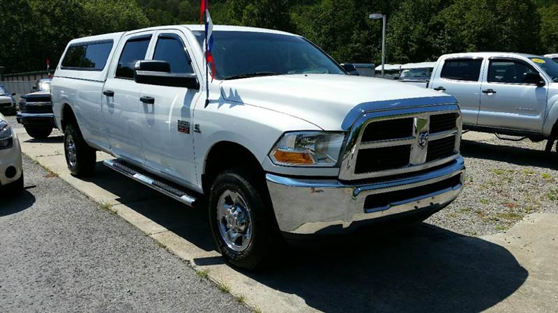 2012 RAM Ram Pickup 3500 for sale at Johnnies Quality Preowned Auto LLC in Weston WV