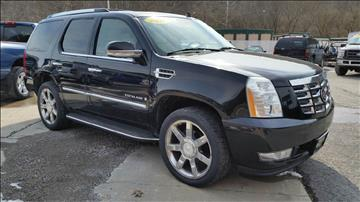 2007 Cadillac Escalade for sale at Johnnies Quality Preowned Auto LLC in Weston WV