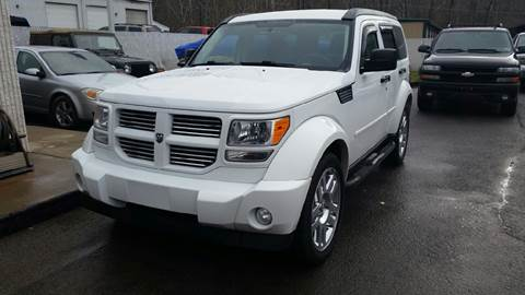 2011 Dodge Nitro for sale at Johnnies Quality Preowned Auto LLC in Weston WV