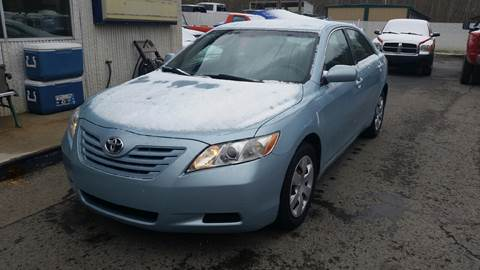 2008 Toyota Camry for sale at Johnnies Quality Preowned Auto LLC in Weston WV