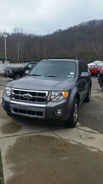 2011 Ford Escape for sale at Johnnies Quality Preowned Auto LLC in Weston WV